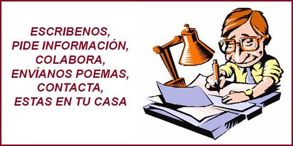 Contacta con poemas de amor
