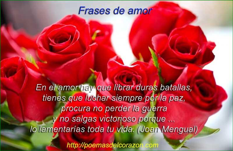 Imagenes de Frases de amor para compartir