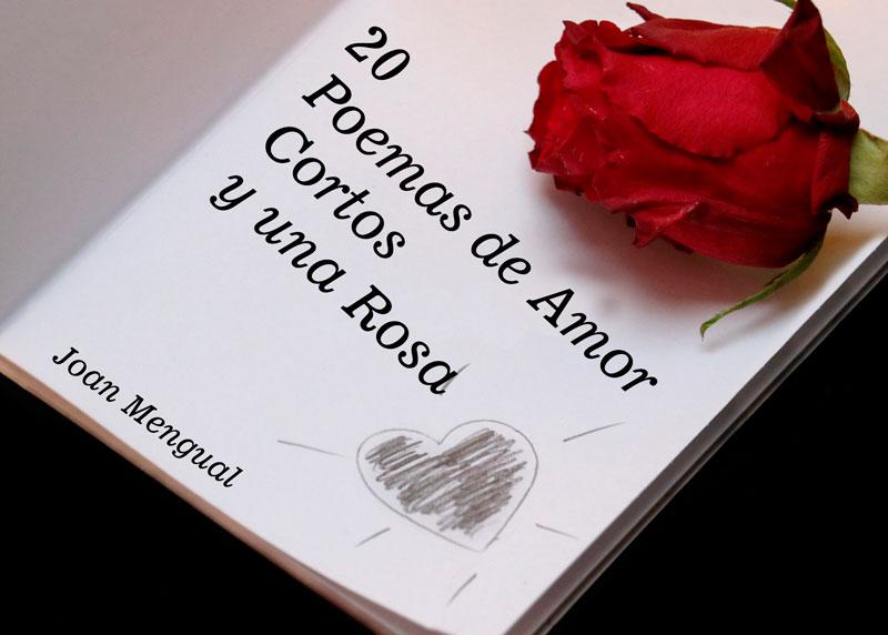 2o poemas de amor cortos originales