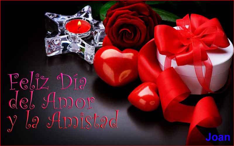 dia del amor y amistad