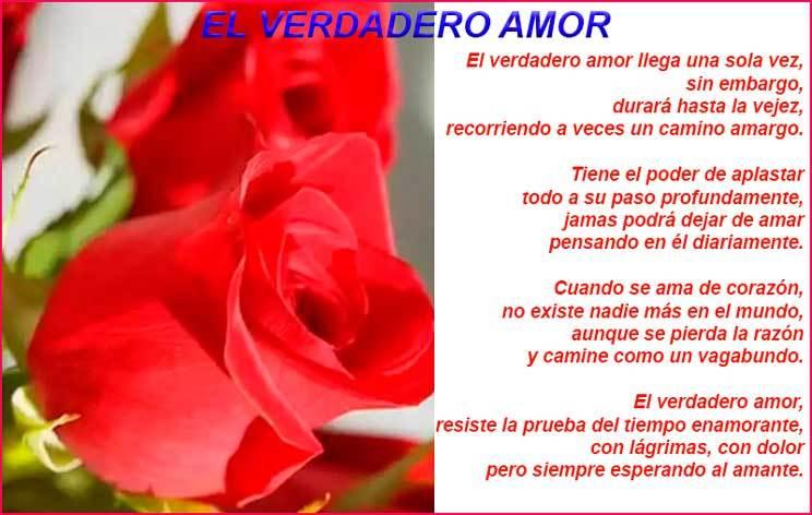 Bellos poemas de amor