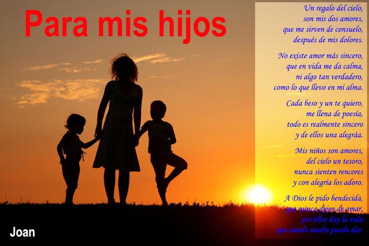 Para mis hijos