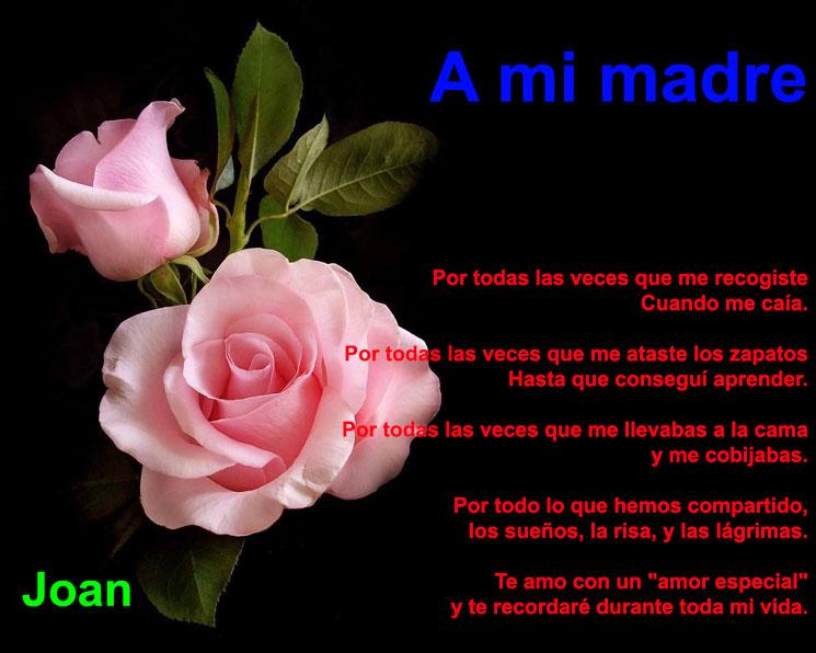 imagenes poemas a mi madre