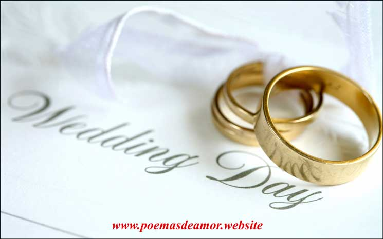 Poems for Weddings to Read at Ceremony