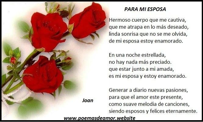 Poemas sobre el amor