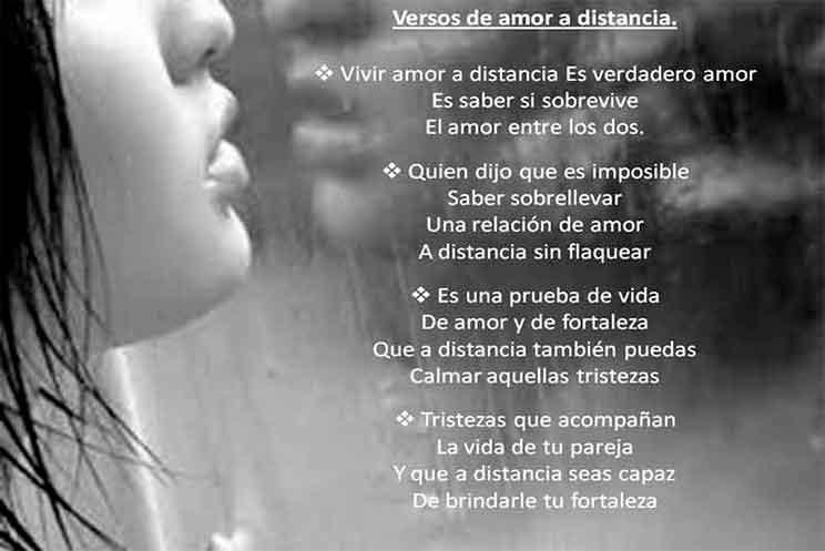 Poema De Amor A Distancia