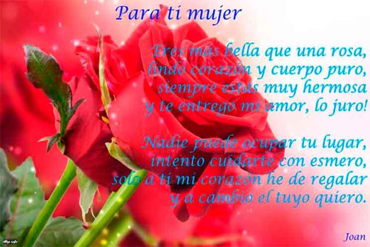 Poema De Amor Corto Para Enamorar