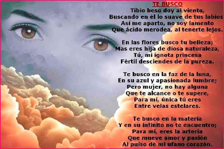 Poemas De Amor Para El
