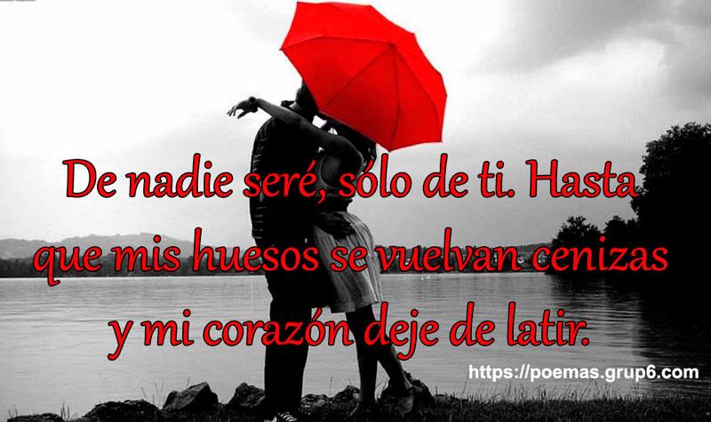 Poemas-de-amor-cortos-y-romanticos---De-nadie-sere-solo-de-ti-Hasta-que-mis-huesos-se-vuelvan-cenizas-y-mi-corazon-deje-de-latir.
