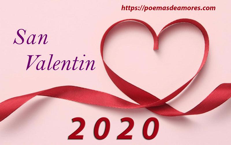 San Valentin 2020